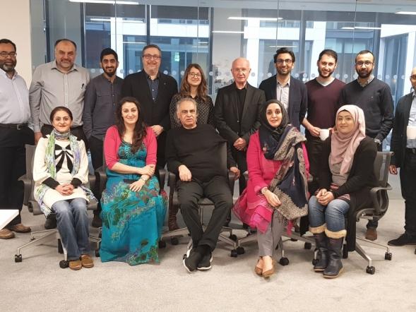 Third London Futures Workshop//9-11 March 2018