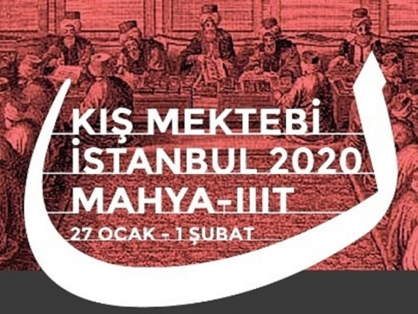 Winter School - Turkey 2020