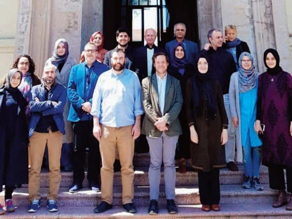Three Tomorrows of Higher Education Workshop Istanbul 2018//20 – 22 April, Turkey
