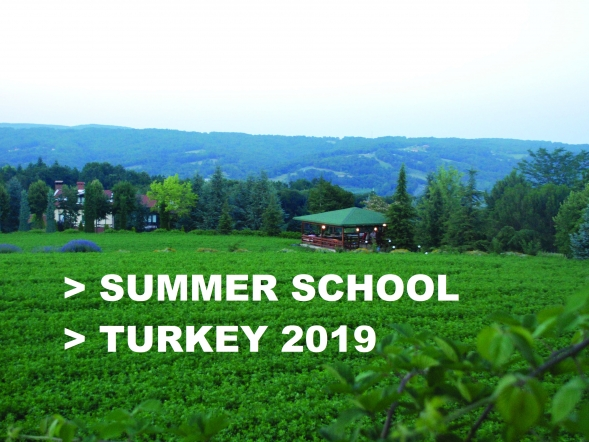 Summer School - Turkey 2019