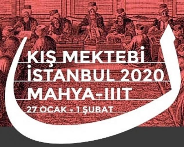 Winter School - Turkey 2020